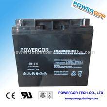 sealed lead Acid battery 12V17Ah