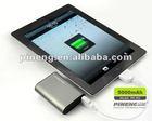 Rechargeable USB Backup Power Bank 5000mAh (for iphone/ipad/ipod....)