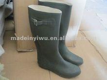 women plastic fashion rain boots 2012