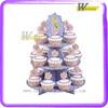 birthday party cartoon beautiful cardboard cupcake stands