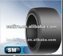 press on solid tire 28x12x22