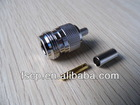 N Connector Female Crimp For RG58 Cable