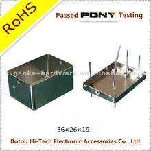 sealed electronics enclosure