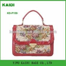 KD-P159 popular flower printing new arrival shoulder bag