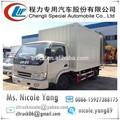 Dongfeng mini van caminhão, 4.5 ton mini van caminhão