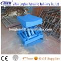 heavy duty hidráulica china mesa elevadora de tijera