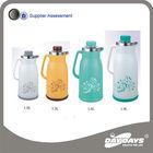 1.0L-1.9L Plasticc body and glass refill coffee pots