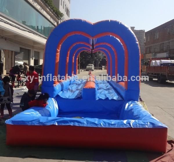 top inflatable water slide toys/two slip water slide/summer games