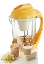 1.5L high quality multifunctional soya bean milk machine with double wall thermal isulation and Intelligent cooking program