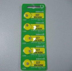 SR416 337 battery