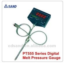 PT555 Digital Melt Pressure Gauge with alarm