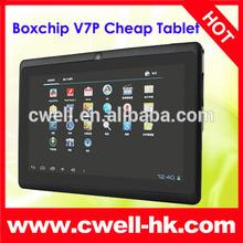 cheap android 4.0 7 inch Allwinner A13 laptop