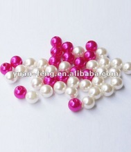 abs pearl color beads
