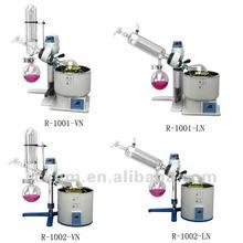 Laboratory glassware 0.5L~2L mini rotary evaporator