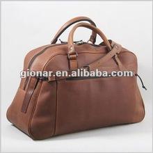 New designer genuine leather travel bag
