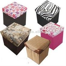 square size foldable storage ottoman