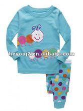 Hot sales Original design Fabric embroidered boutique chevron clothing children