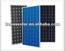 KH-295W Mono-crystalline Solar Panle modules CE/TUV/IEC Poly PV module for home-system