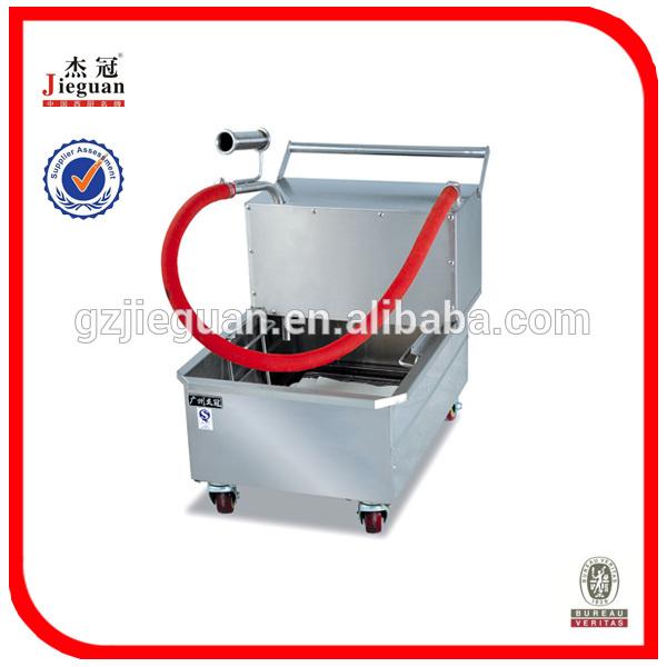 fryer cleaning machine