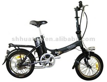 16 '' électrique vélo pliant