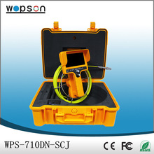Wopson pipeline drain chimeny sewer pipe inspection camera