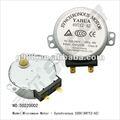 Hornos de microondas motor eléctrico 49tyz-a2 piezas horno microondas