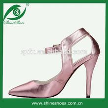 2014 latest designer ladies party shoes high heel