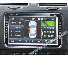 WITSON VOLKSWAGEN PASSAT B6 GPS NAVIGATION with Steering Wheel Control