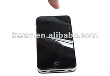 Full Body Anti-scratch dustproof Transparent Film Screen Guard Protector for iPhone 4 4S Front + Back KPT003