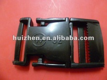 plastic special side release insert buckle,plastic buckle