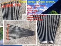 linkboy archery hunting pure carbon arrow