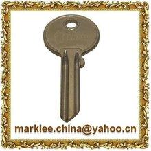 Brass door key blanks wholesale