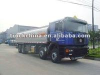 Shacman 8x4 oil tanker truck 35000L tanker for fuel, diesel, gasoline, petrol, crude oil