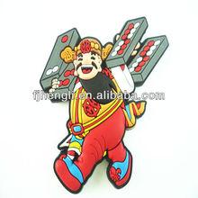 Fashion cheap wholesale custom fridge magnets