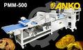 anko escala de enchimento automático de congelados de massa folhada cronut que faz a máquina