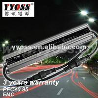 PFC>0.95 High Power 30W EMC Standard (12V 24V 36V 48V 54V ) Waterproof Driver LED 3 years warranty