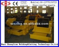 300T nut/screw adjustable welding rotators