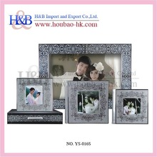 12*12' 15*15 crystal digital album slip in Italy wedding photo album