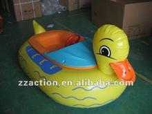 2012 Amusing children water paddling boat product