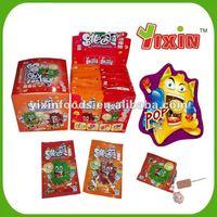 11.5g magic pop candy(with lollipop)