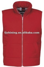 new arrival spring red casual men vest in fashion style