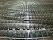 Reinforced concrete welded wire mesh panel/welded wire panel 4x4