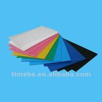 Polypropylene ribbed plastic sheet