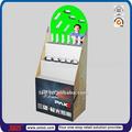 Tsd-c222 ısmarlama bağımsız iki kat aydınlatma karton standı/için kağıt standı ampul