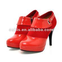 boots 2012 rubber belt pump shoes ho2689