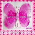 de nylon de la moda de hadas ala de mariposa para la fiesta de disfraces