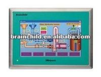 7 inch integrated plc hmi