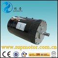 96v 8.5kw dc motor de tração para o carro elétrico