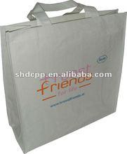 2014 eco factory supply cheap pp woven shopping bag