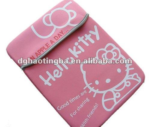 hot sales hello kitty laptop bag
